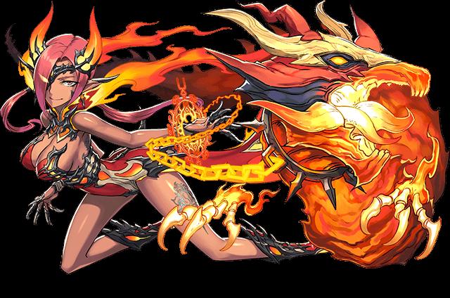 炎鎖の大魔女・マドゥ
