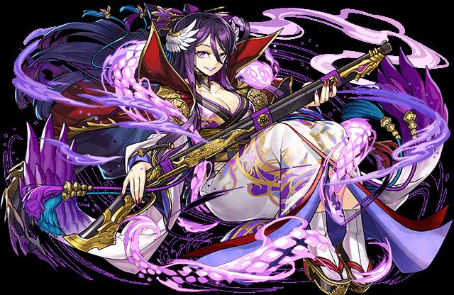 艶麗の妖姫神・濃姫