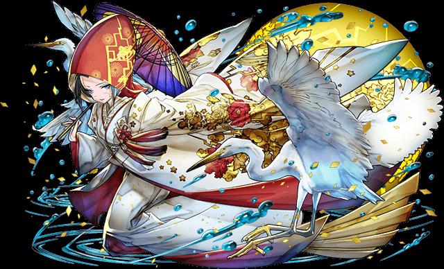 白鷺の嫁御寮・雷神