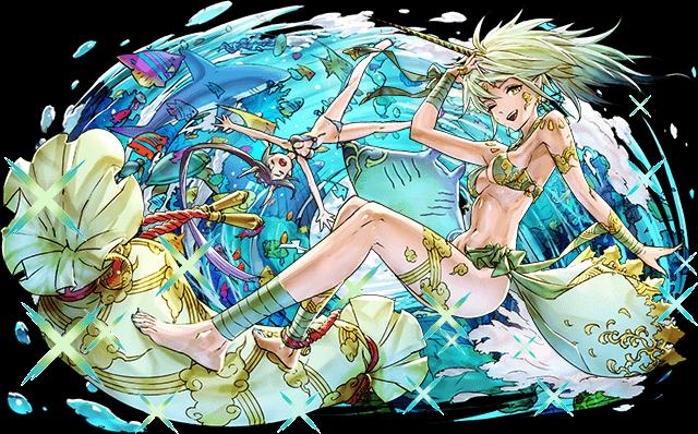 (08/09實裝)「楽園の天鬼姫・風神」究極進化!