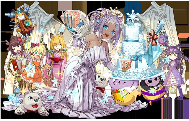 新登場的婚禮主題寵物能力詳情!!